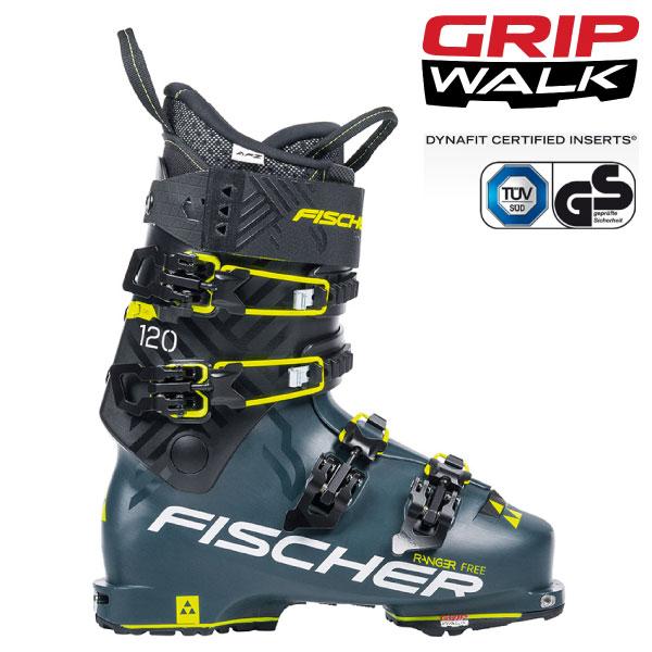 クーポン利用でさらにお買い得に!19-20FISCHER フィッシャーRNG Free 120 Walk DYNレンジャーフリー120ウォークDYNGripWalk規格対応兼用靴