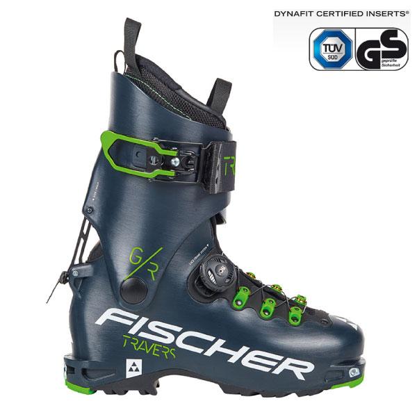 19-20FISCHER フィッシャーTRAVERS GRトラバースGR兼用靴