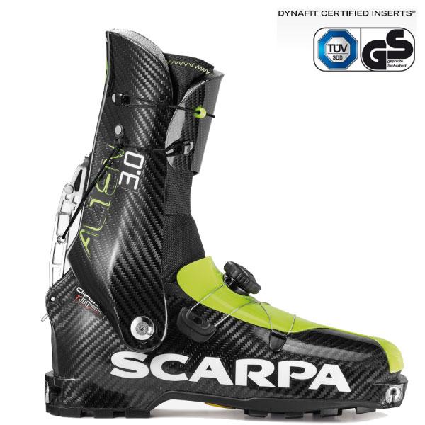 2月11日23:59まで!クーポン利用でさらにお買い得に!19-20SCARPA スカルパALIEN 3.0エイリアン3.0ISMF規格対応山岳レース専用ブーツ