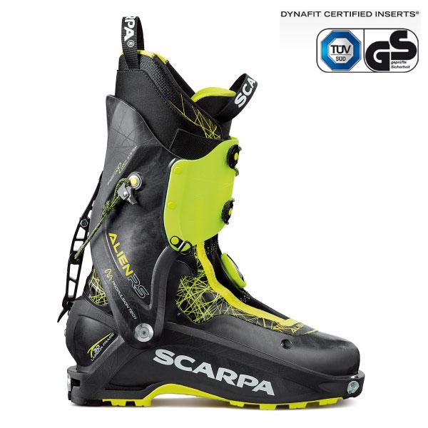 クーポン利用でさらにお買い得に!19-20SCARPA スカルパALIEN RSエイリアンRS兼用靴