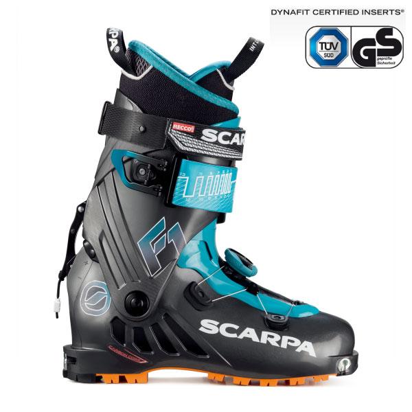 19-20SCARPA スカルパF1兼用靴