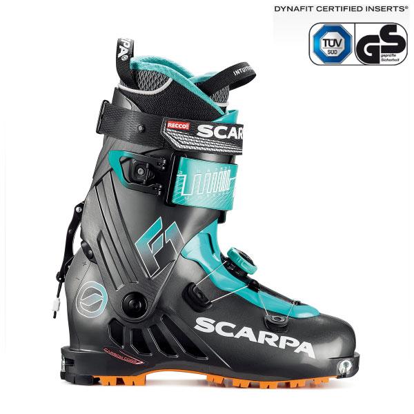 クーポン利用でさらにお買い得に!19-20SCARPA スカルパF1 WMNF1ウーマン兼用靴
