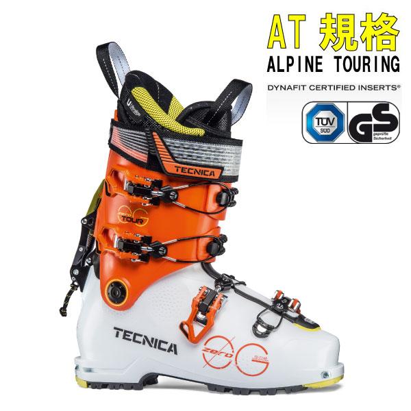 19-20TECNICA テクニカZERO G TOURゼロGツアー兼用靴