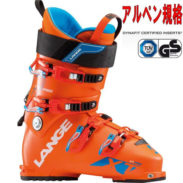 クーポン利用でさらにお買い得に!19-20LANGE ラングXT FREE 110XTフリー110アルペン規格対応兼用靴