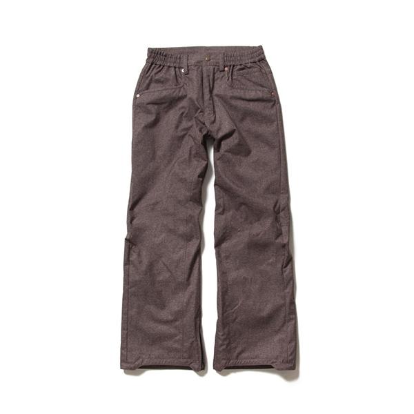 19-20Vereight ヴェレイトMountain Pants VE-502マウンテンパンツBROWN ブラウン