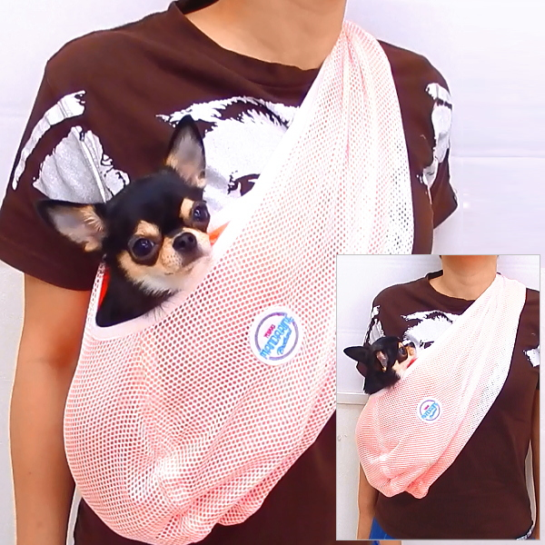 In front of trip to shoulder shoulder cliff shawl bag stylish movement car  bicycle outing puppy puppy pet article dog article cuddle for the mesh dog