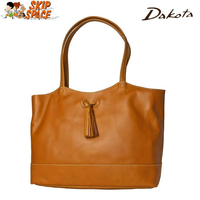 Dakota(ダコタ) マディソン トートバッグ 1033382 キャメル 【送料無料】【レビューで粗品プレゼント】
