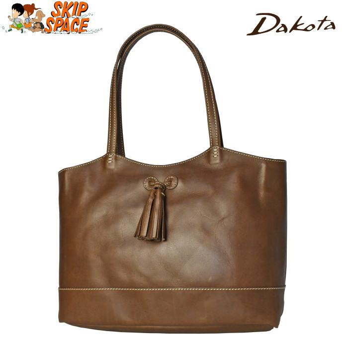 Dakota(ダコタ) マディソン トートバッグ 1033382 チョコ 【送料無料】【おまけ付き】【レビューで粗品プレゼント】