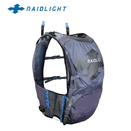 RAIDLIGHT レイドライト REVOLUTIV VEST 12L レボルティブベスト Dark Grey/ Light Grey メンズ トレラン ランニング 軽量 ザック:GRHMB57