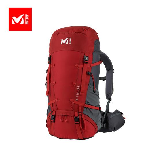 MILLET ミレー SAAS FEE 30+5 20SS サースフェー 1546 DEEP RED ディープレッド ザック 登山 日帰り トレッキング MIS0640