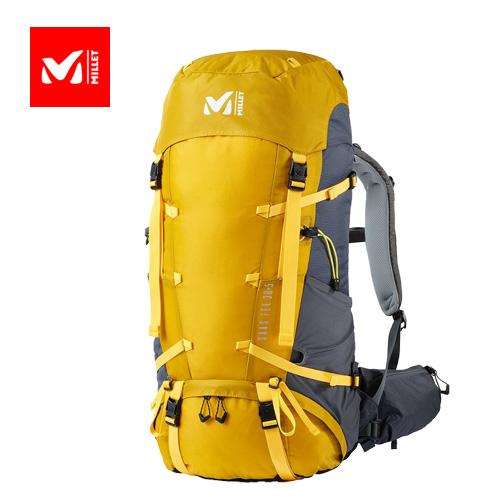 MILLET ミレー SAAS FEE 30+5 20SS サースフェー 8440 GOLD CUMIN ゴールドクミン ザック 登山 日帰り トレッキング MIS0640