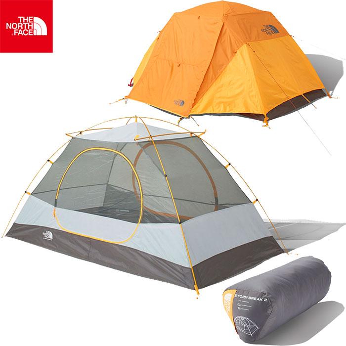 ノースフェイス テント Stormbreak 2 20SS THE NORTH FACE 2人用 ドーム型テント キャンプ ツーリング 野フェス :NV21805