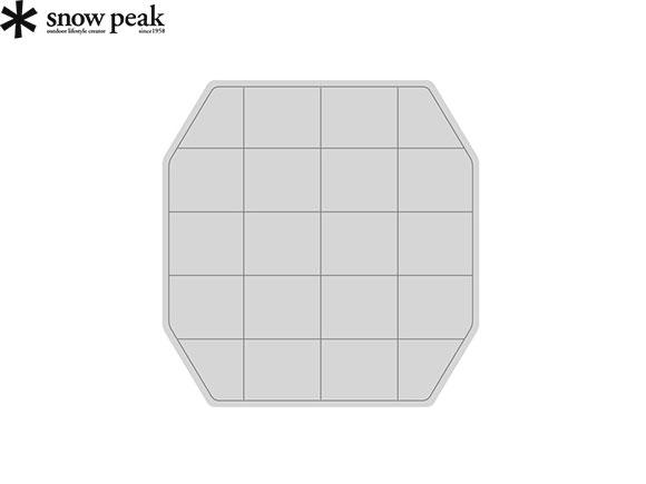 【ポイント5倍】SNOWPEAK スノーピーク ランドブリーズPro.4 インナーマット キャンプ テント タープ アクセサリ TM-644 [CAMP]【スーパーセール特別 6/4 18:00から6/11 10:00まで】