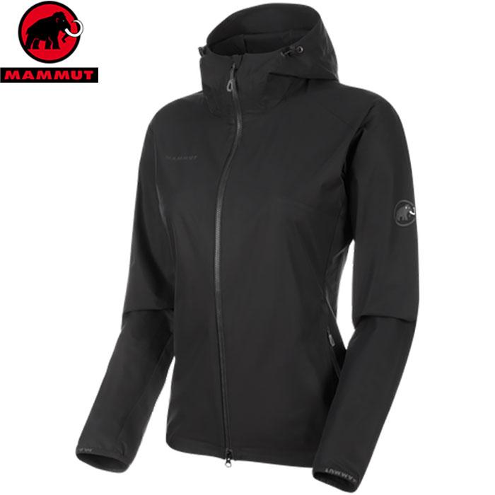 MAMMUT マムート ソフトシェル GRANITE SO Hooded Jacket AF Women ソフトシェル ウィメンズ ストレッチ :1011-00331