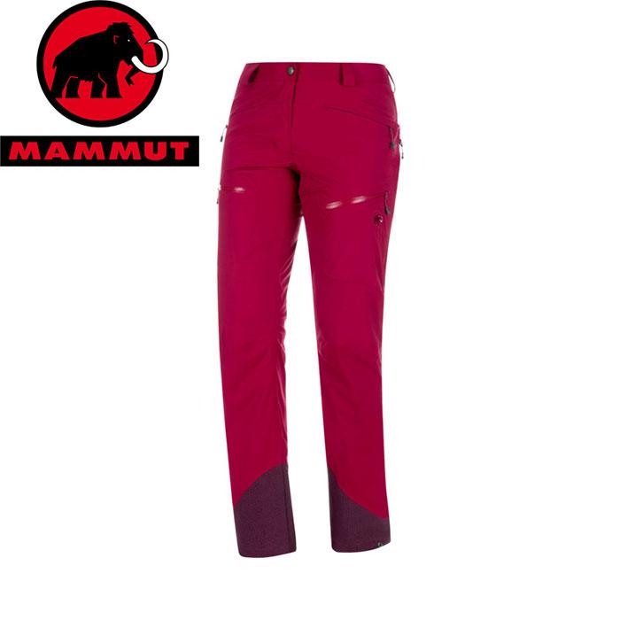MAMMUT マムート Stoney HS Pants Women 女性用 お買い得 パンツ お買い得 パンツ (beet):1020-09142
