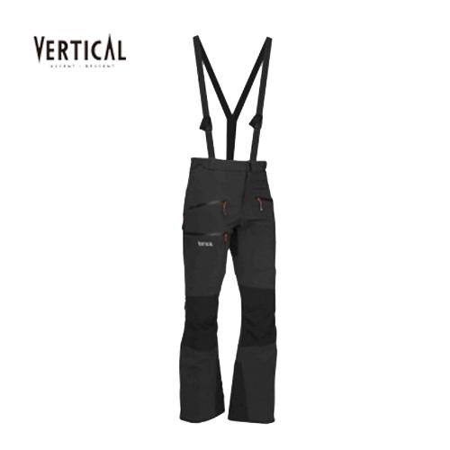 VERTICAL バーティカル WINDY SPIRIT MP+ PANT ウィンディスピリット パンツ BLACK メンズ スキー 登山 バックカントリー:VLIMP22