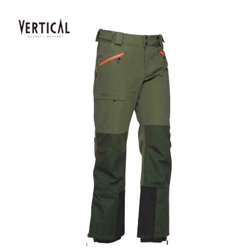 VERTICAL バーティカル MYTHIC INSULATED MP+ PANT ミシック インサレーテッドパンツ ダークカーキ 'メンズ スキー バックカントリー 中綿:VLIMP01