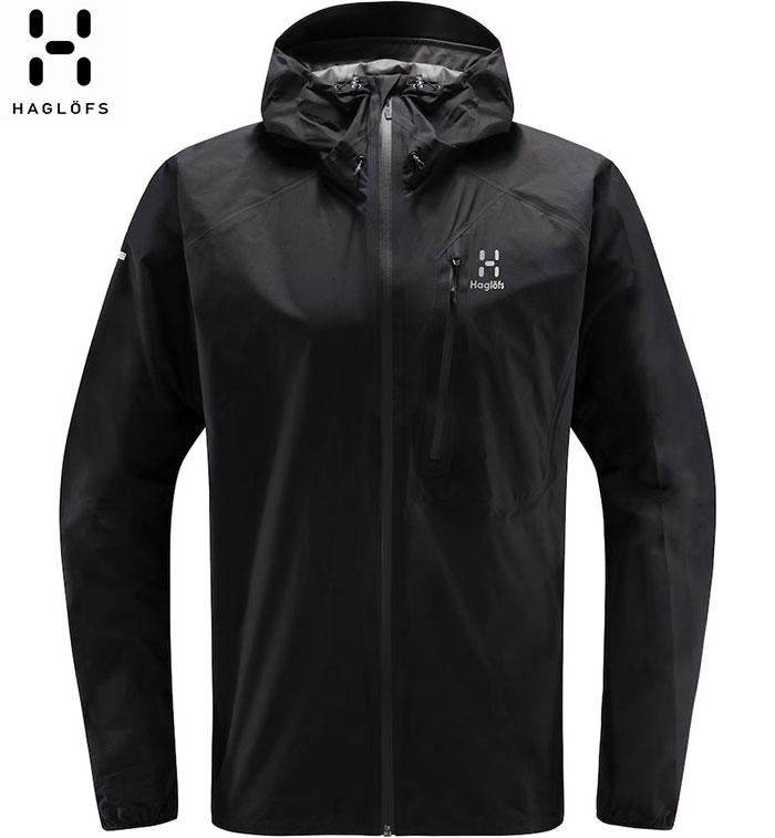 Haglofs ホグロフス L.I.M Series Jacket Men 20SS レインジャケット メンズ GORE-TEX :604542