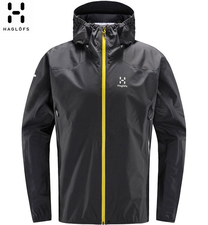 新しいGTX Activeを採用 Haglofs ホグロフス L.I.M Serise Comp Jacket Men OD_wear 2月9日15:00から2月16日10:00まで 20SS 国内在庫 :604538 ポイント10倍 代引き不可 メンズ レインジャケット GORE-TEX