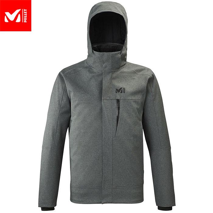 3-IN-1ジャケット ポイント10倍 2/25AMまで!MILLET ミレー POBEDA II 3 IN 1 JKT M 3in1 防水 透湿 ジャケット メンズ (HURBANCHIC):MIV8620