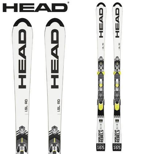 HEAD ヘッド 19-20 スキー 2020 WC Rebels iSL RD SW スキー板 SL レーシング:313089