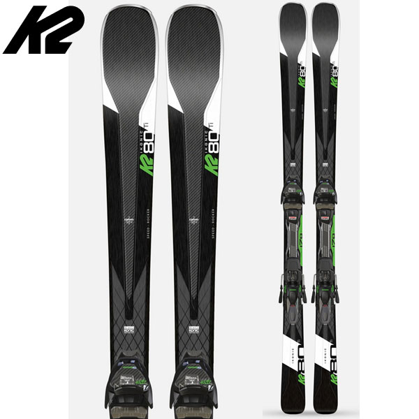 K2 ケーツー 19-20 スキー iKonic 80ti アイコニック 80ti (金具付き) 2020 スキー板 オールマウンテン: