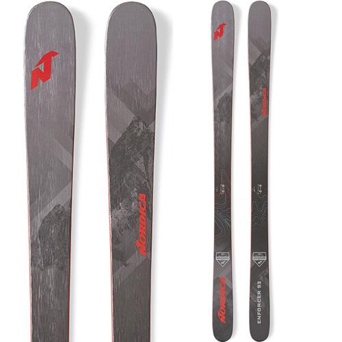 NORDICA ノルディカ 19-20 スキー 2020 ENFORCER 93 エンフォーサー 93(板のみ) スキー板 オールマウンテン: