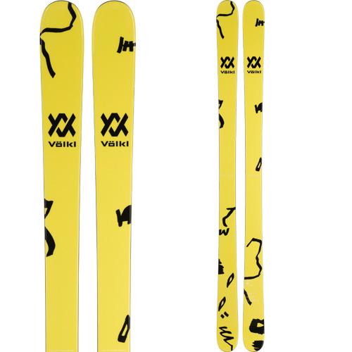 VOLKL フォルクル 19-20 スキー 2020 REVOLT 87 レボルト 87 (板のみ) スキー板 フリースタイル (onecolor):