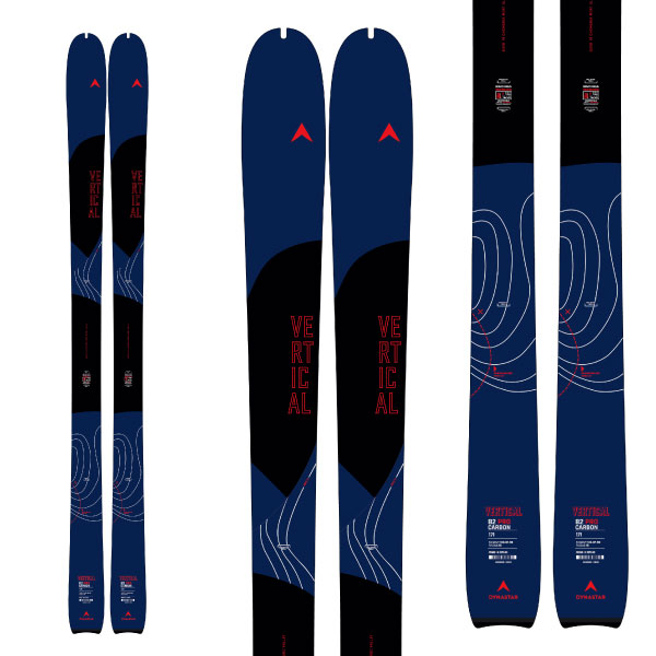 DYNASTAR ディナスター 19-20 スキー 2020 VERTICAL PRO ヴァーティカルプロ (板のみ) スキー板 ツーリング: