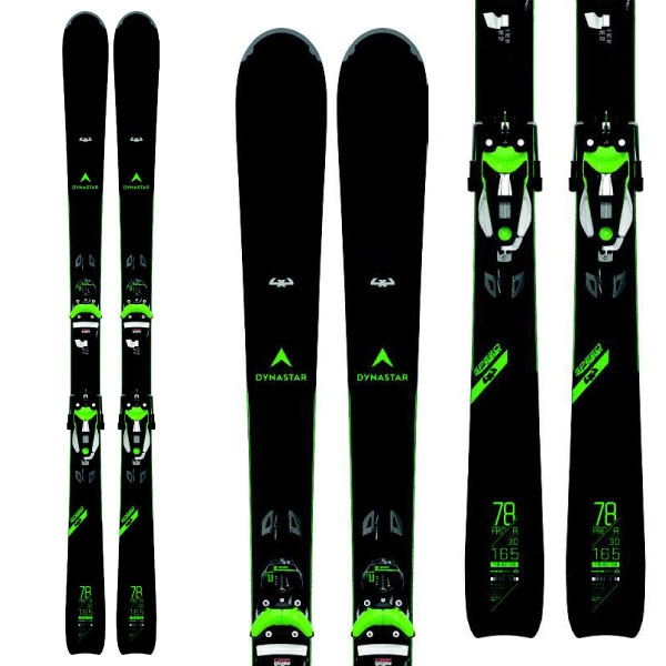 DYNASTAR ディナスター 19-20 スキー 2020 SPEED ZONE 4x4 78 PRO (金具付き) スキー板 オールマウンテン:
