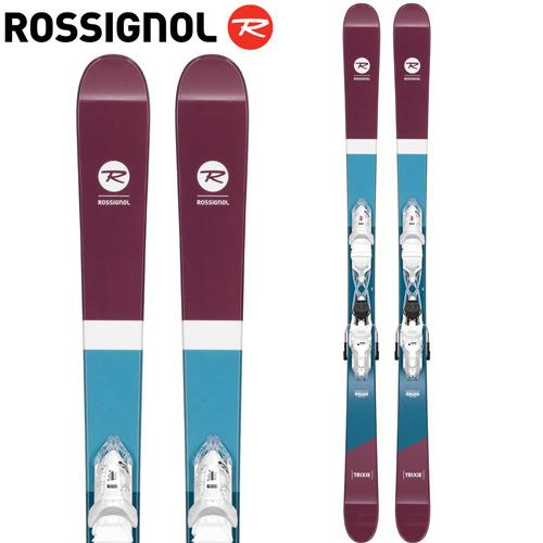 ROSSIGNOL ロシニョール 19-20 スキー 2020 TRIXIE (XPRESS2) 金具付き スキー板 オールマウンテン フリースタイル:RAISP02