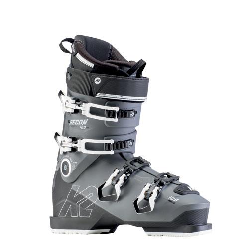 K2 ケーツー 19-20 スキーブーツ 2020 RECON 100 MV リーコン オールラウンド 中級 軽量 (onecolor):S181900601