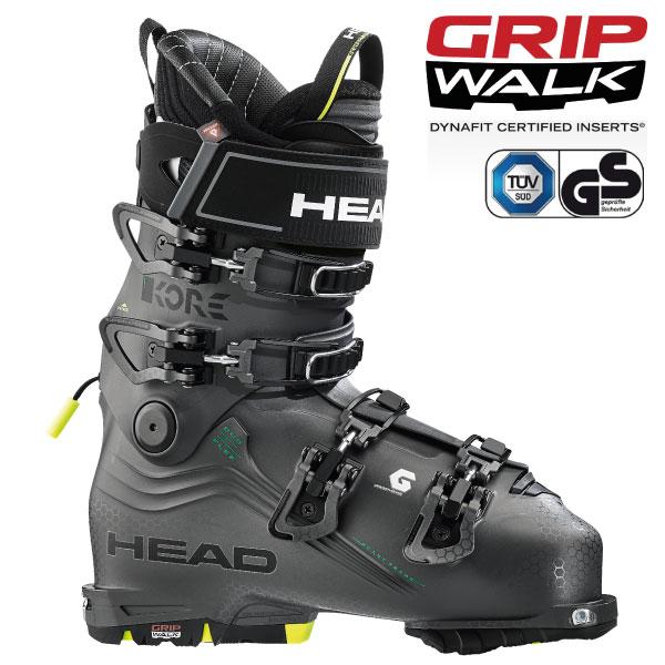 HEAD ヘッド 19-20 スキーブーツ 2020 KORE 1 コア1 テックビンディング対応 ツアー ウォークモード:
