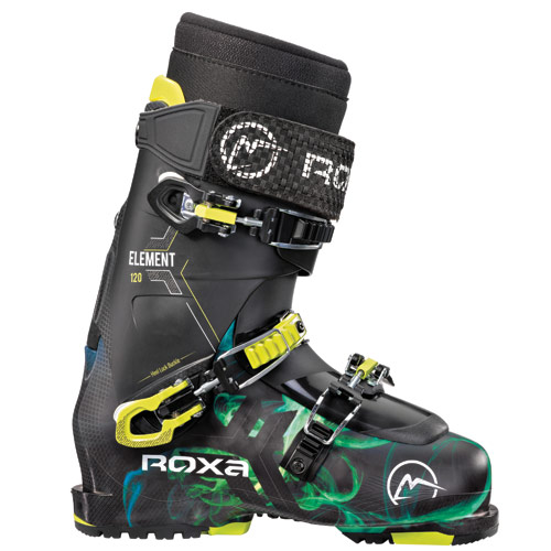 ROXA ロクサ 19-20 スキーブーツ 2020 ELEMENT 120 エレメント フリースタイル オールマウンテン: