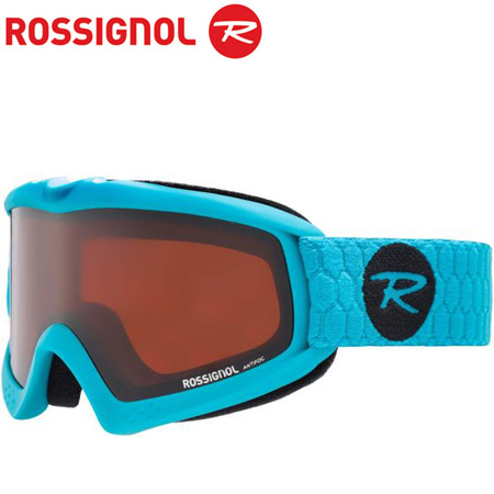 ポイント5倍!12/19AMまで!ROSSIGNOL ロシニョール 19-20 RAFFISH BLUE ラフィッシュ ジュニア ゴーグル :RKIG502