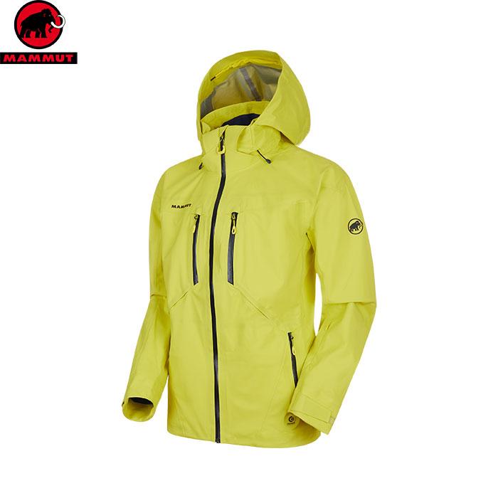 MAMMUT マムート Stoney HS Jacket Men 19-20 スキーウェア ジャケット メンズ JKT :1010-26461 [34SS_MSsw]