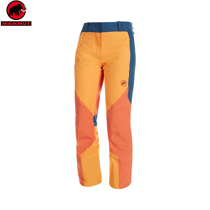 MAMMUT マムート Casanna HS Thermo Pants Women 19-20 スキーウェア パンツ ショート丈 レディース :1020-12570 [34SS_WSsw]