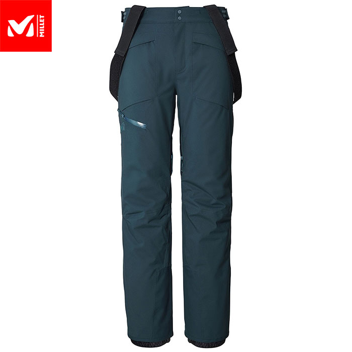 MILLET ミレー HAYES STRETCH PANT M スキーウェア パンツ メンズ (ORIONBLUE):MIV8086 [34SS_WSsw]