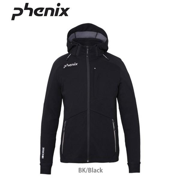 フェニックス ミドラー ジャケット PHENIX NORWAY SOFT SHELL JACKET ソフトシェル (BK):PF972KT01 [34SS_JRsw]