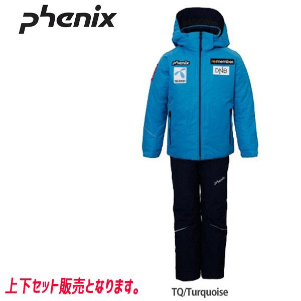 フェニックス スキーウェア ジュニア PHENIX NORWAY ALPINE TEAM K'S 2ピース 19-20 上下セット 2020 (TQ):PS9G22P70 [34SS_JRsw]