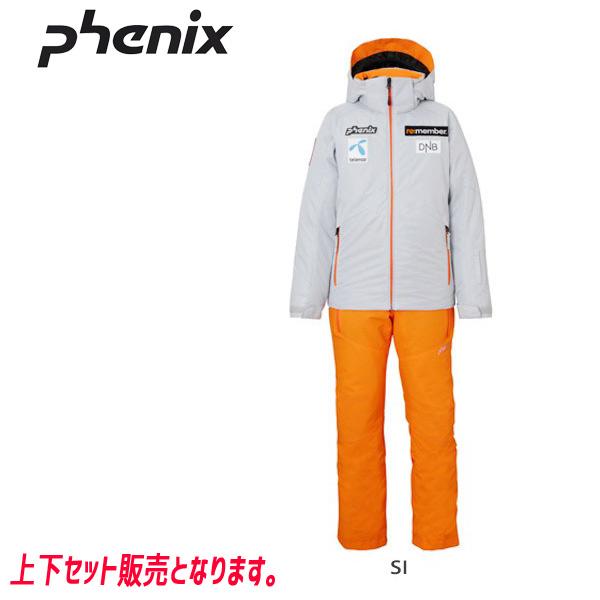 フェニックス スキーウェア ジュニア PHENIX NORWAY ALPINE TEAM B'S 2ピース 19-20 上下セット 2020 (SI):PS9G22P80 [34SS_JRsw]