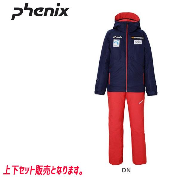 フェニックス スキーウェア ジュニア PHENIX NORWAY ALPINE TEAM B'S 2ピース 19-20 上下セット 2020 (DN):PS9G22P80 [34SS_JRsw]