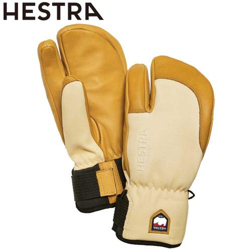 操作感も軽快なショートカフモデル HESTRA ヘストラ 驚きの値段 20-21 3-Finger Full Leather Short 700701 Nt.Brown Tan 3本指 2021 スキー フルレザーショート ポイント10倍2月23日20:00から3月2日10:00まで グローブ 高級な 33872 スノーボード SKIAC