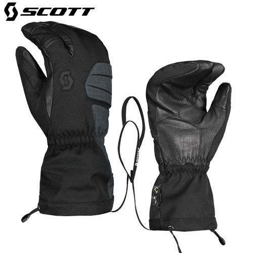 SCOTT スコット 19-20 アルティメイト プレミアム GT ミトン スキーグローブ スリーフィンガー:1104008 [34SS_GLO]
