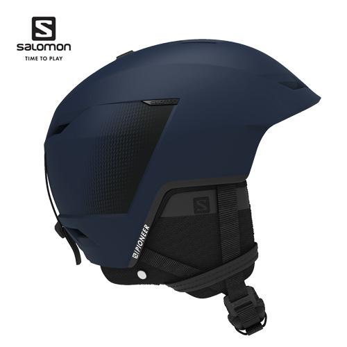 薄型設計を採用したオールマウンテンヘルメット Salomon サロモン 20-21 ヘルメット 100%品質保証 店内限界値引き中&セルフラッピング無料 PIONEER LT CA パイオニア Estate SKI_ACC スノーボード スキー 2月16日20:00から23日10:00まで 軽量 プロテクター L41157500 Blue クーポン利用で10%OFF