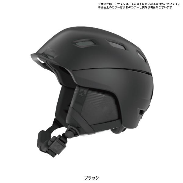 MARKER マーカー 19-20 AMPIRE アンパイア ABS 軽量 ヘルメット (ブラック):169904 [34SS_HEL]