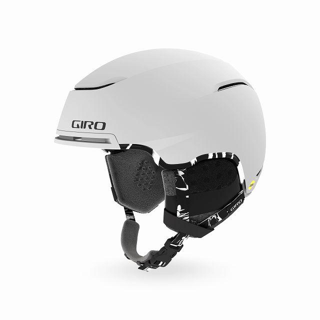 GIRO ジロー 19-20 ヘルメット 2020 TERRA MIPS Matte White Sun Print テラミップス スキーヘルメット レディース MIPS 軽量: [34SS_HEL]