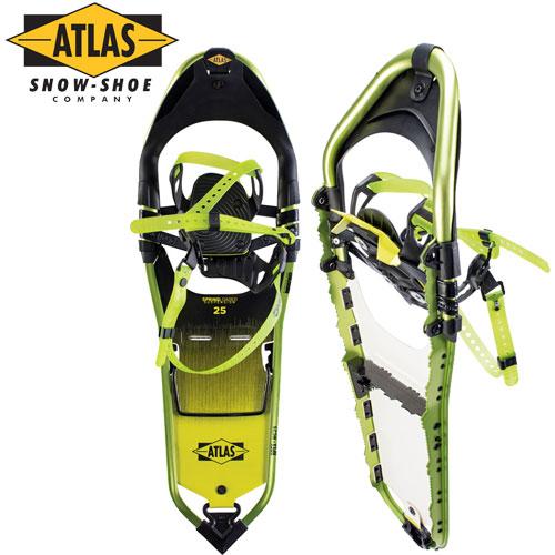 ATLAS アトラス エイペックス BC 25 APEX BC 25 スノーシュー 登山 ハイキング ツアー バックカントリー:1831932
