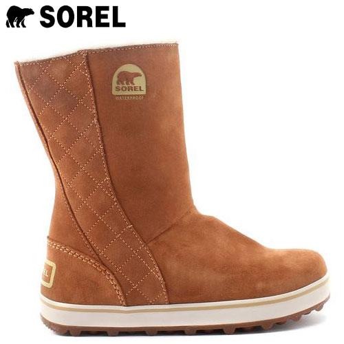 SOREL ソレル 19-20 GLACY グレイシー (286) 防寒靴 ウインターブーツ 防水シューズ レディース :NL1975 [34SS_WIN]