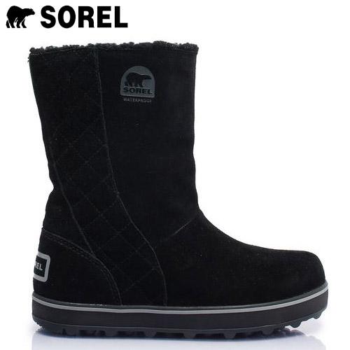 ソレルのラインナップの中でもカジュアルなブーツ SOREL ソレル 予約 19-20 GLACY グレイシー ウインターブーツ 防水シューズ レディース :NL1976 防寒靴 011 大放出セール